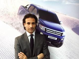 Ford Italia Nuove Nomine Marco Buraglio Commercial Vehicles