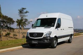 mercedes-benz vans / verso il nuovo sprinter: la stella investe in